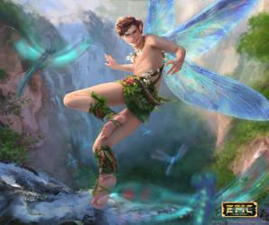 Fairy Trickster by Stephanieboehm