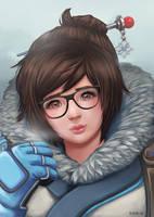 Overwatch Mei by Kon-H