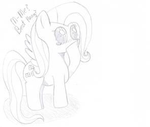 Best Pony by Flutterdashy