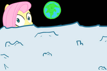 They'll never look for me here... by Flutterdashy
