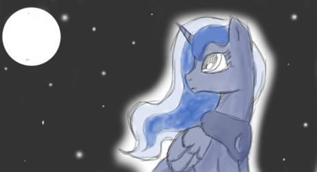 Luna's guilt. by Flutterdashy