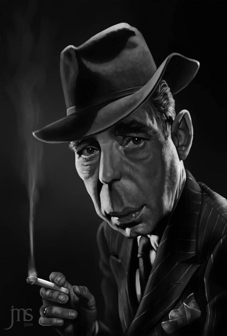 Bogart by donjapy2011