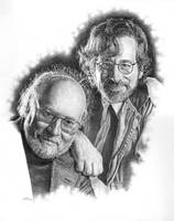 Spielberg and Williams by donjapy2011