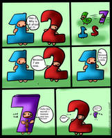 Because 7 ate 9 by jaken-rox