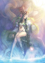 forest queen by lovecacao