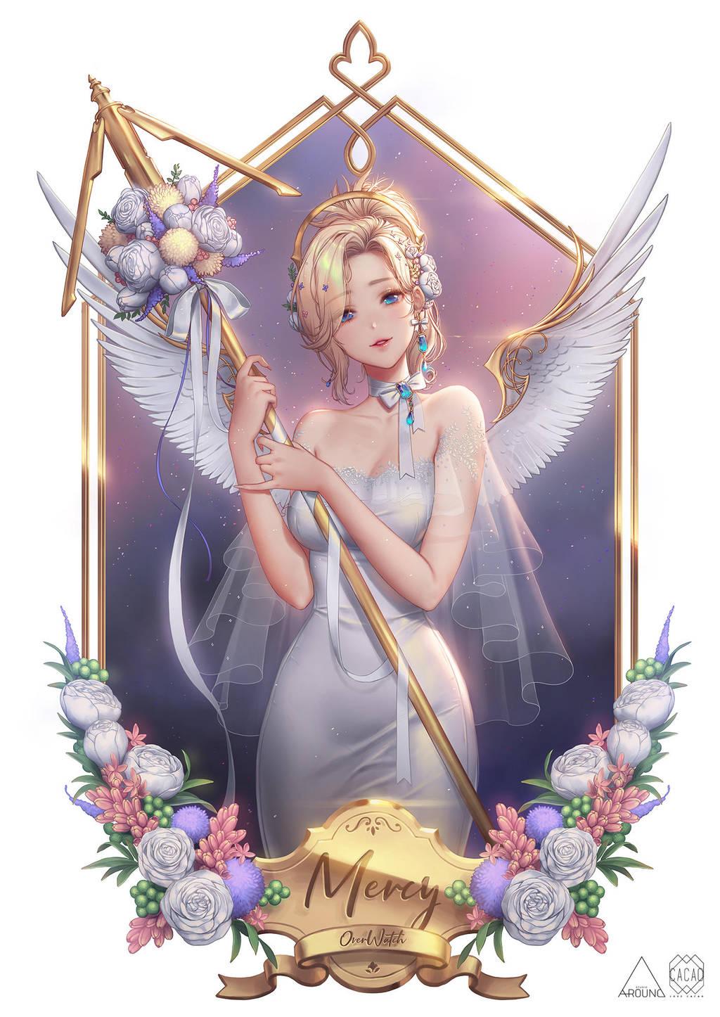 Wedding dress Mercy by lovecacao