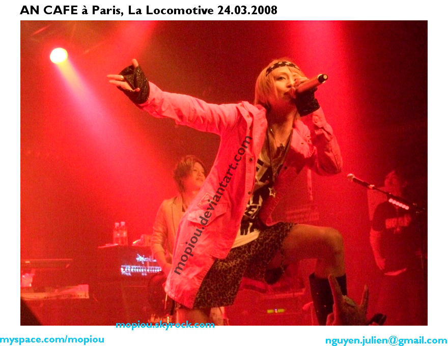 AN CAFE live Paris 24.03.2008 by mopiou