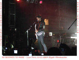30 Seconds To Mars LIVE PARIS by mopiou