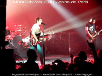 MUSE Live CASINO DE PARIS 2505 by mopiou