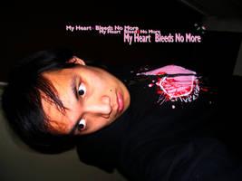 My heart bleeds no more by mopiou