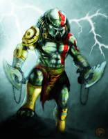 God of Predation by Juntacu
