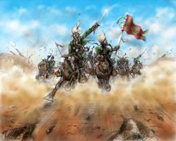 Ottomans 03 b - Joppa Squadron by Bjerg