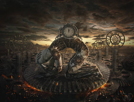 Gears of Time by Majentta