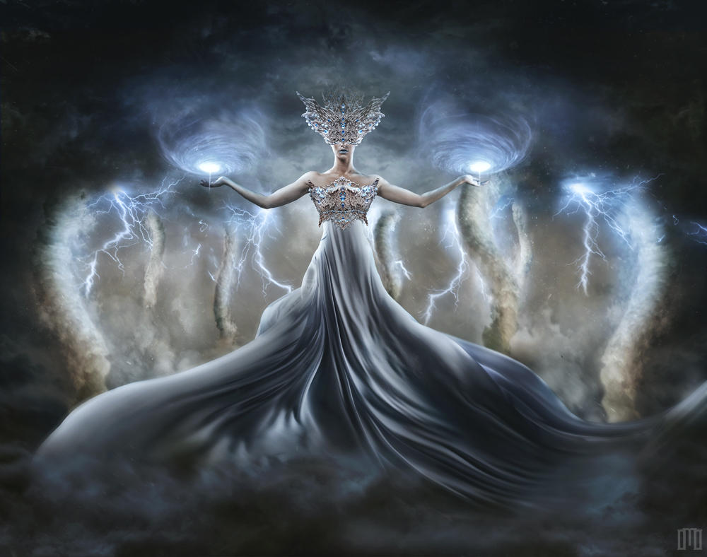Sky Dancer by Majentta
