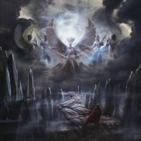 Theophany by Majentta