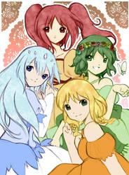 Contest:Love For Izka's Girls by NIEKAORI