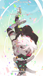 xKx: Reach Out by NIEKAORI