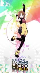 UTAU VCV Release: Sakurane Micro re:PLAY by NIEKAORI