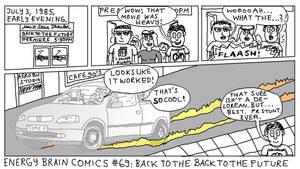 EBC #69: Back to the Back to the Future by EnergyBrainComics