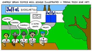 EBC #111: Songs Illustrated: Drenk Doch Eine Met! by EnergyBrainComics