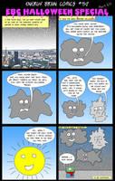 EBC #152: Halloween Special, Part 3/5 by EnergyBrainComics