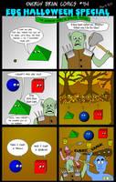 EBC #154: Halloween Special, Part 5/5 by EnergyBrainComics