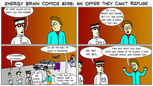 EBC #198: An Offer They Can't Refuse by EnergyBrainComics