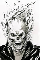 Ghostrider by Mardoza
