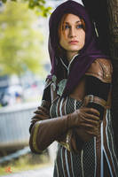 Spymaster Leliana - Dragon Age Inquisition by Lithium-Toxide