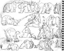 sketchbook...imagination by davidsdoodles