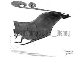 Prep and Landing_Disney 2 by davidsdoodles