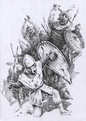 The horde by Radomski