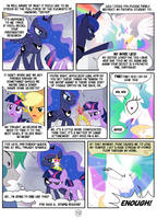 Princess Celestia hates tea - page 12 by Mister-Saugrenu