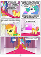 Princess Celestia hates tea - page 21 by Mister-Saugrenu