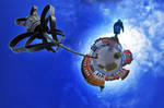 Planet Romsey Square by Samtheengineer