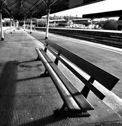 Lonely bench by Samtheengineer