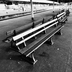 Cluster of benches by Samtheengineer
