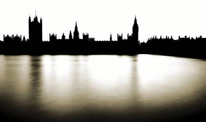 Shadows of Parliament by Samtheengineer