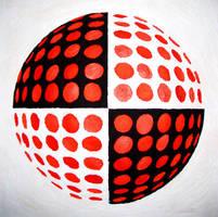 Golfball No2 by Samtheengineer