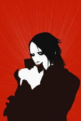 Marilyn Manson series 1 by froggywoggy11