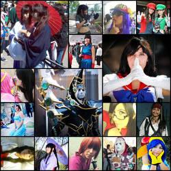 cosplay, cosplay, cosplay by io-samma