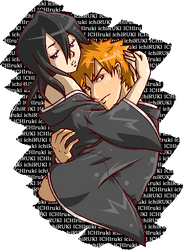 ichiruki by oh-odree