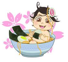 ramen baby by oh-odree