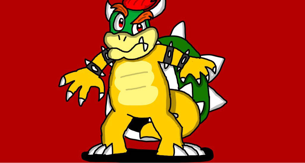 Bowser  by camronplay