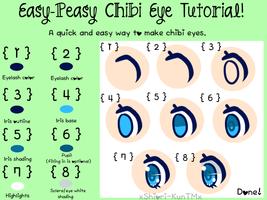 Chibi Eye Tutorial! by xShiori-KunTMx