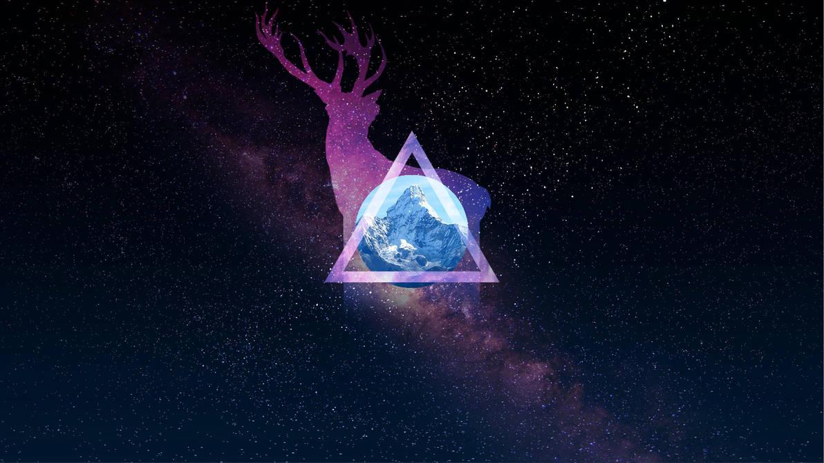 Space.Deers. by VlSoul