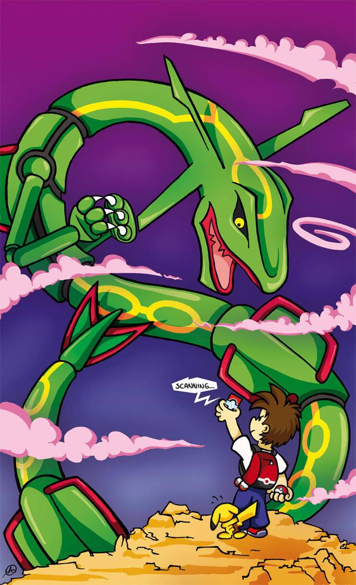 Scan vs wild (Pokemon Fan Art Jam) by NekoAmine