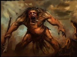 Rage by Brustver