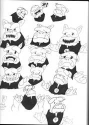 Expressions by Brady-Kj