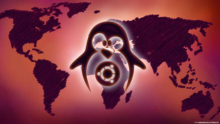 Ubuntu in world 2 by edwood972